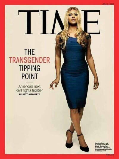 Laverne Cox Time Magazine Cover