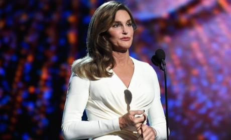 Caitlyn Jenner Talks ESPYs Speech: I Need a New Voice!