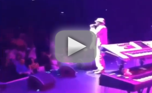 Bobby Brown Gives Bobbi Kristina Update