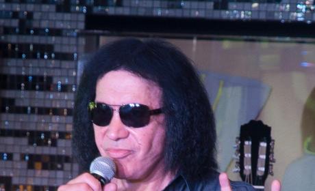 A Gene Simmons Image