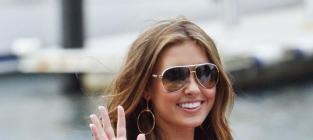 Audrina Patridge Goes Public with Tal Cooperman
