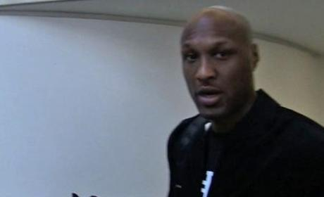 Lamar Odom: I'm Close to Re-Signing!