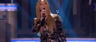 Beyonce Honors Stevie Wonder