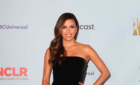 Eva Longoria at the ALMA Awards