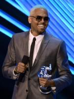 Chris Brown VMAs 2012