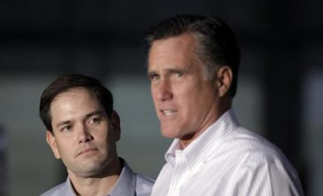 Marco Rubio Not Vetted By Mitt Romney For V.P.