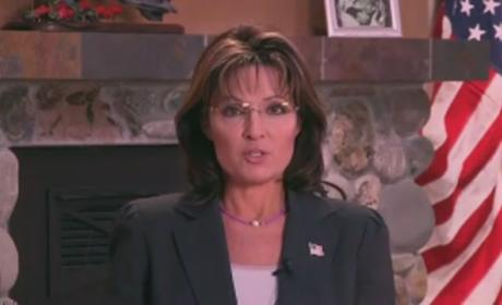 "Sarah Palin Responds to Gabrielle Giffords Tragedy; Decries ""Mindless Finger Pointing"""