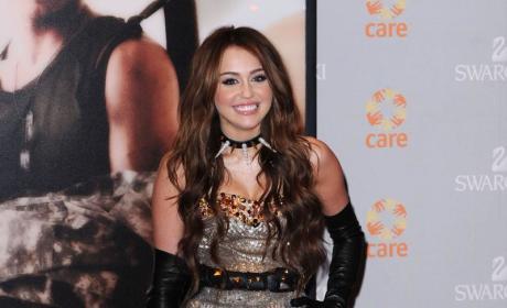 Miley Cyrus Cameo