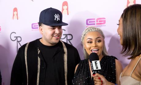 Rob Kardashian & Blac Chyna: Wedding Date Revealed?!