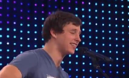 Paul Thomas Mitchell Astounds, Breaks Down on America's Got Talent