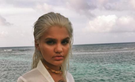 Amina Blue: 11 Hot Photos of Tyga's New Lady!