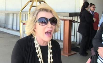 Joan Rivers Defends Israel, Disses Selena Gomez in EPIC Rant!