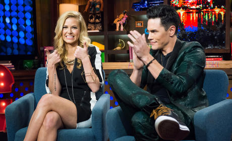 Tom Sandoval and Ariana Madix Discuss Vanderpump Rules Cheating Allegations: Jax LIES!