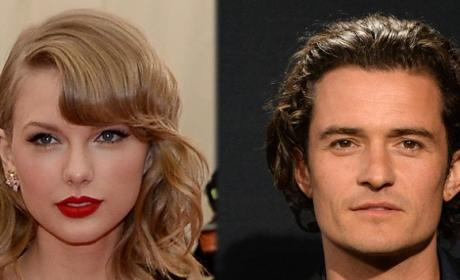 Taylor Swift and Orlando Bloom: Dating?!