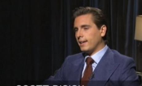 Scott Disick Interview