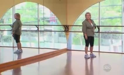 Nancy Grace on Dancing With the Stars: Major Nipple Slip Alert!