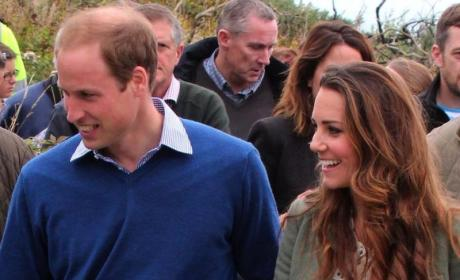 Prince George Christening Details: Revealed!