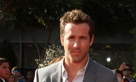 Ryan Reynolds at the ESPYs