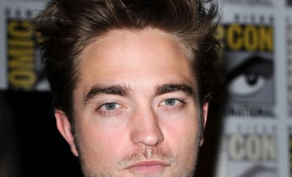 Robert Pattinson: Driven to Drinking by Kristen Stewart?