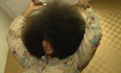 Aevin Dugas Sets Guinness Record for World's Largest Afro