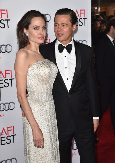 Brangelina, Way Back in the Day