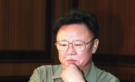 Kim Jong Il: Shades of Tom?
