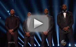 ESPYs: NBA Stars Speak on Black Lives Matter to Open Ceremony