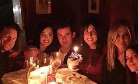 Katy Perry & Orlando Bloom: Officially a Couple?!