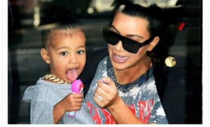 Billboard Just Made a Blow Job Joke About North West