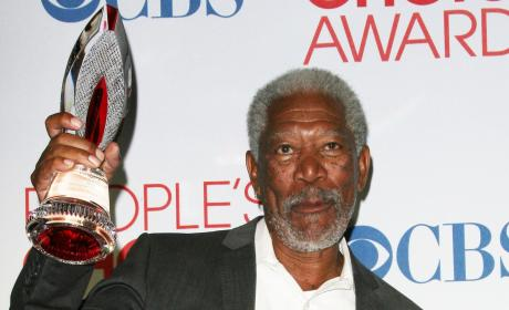 Morgan Freeman, Demaris Meyer Hurt in Car Crash
