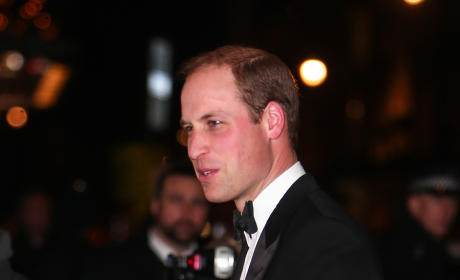 Prince William: Tusk Conservation Awards