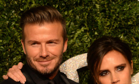 David and Victoria Beckham: Headed For Divorce?