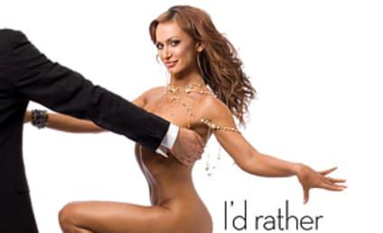 Karina Smirnoff: Nude for PETA
