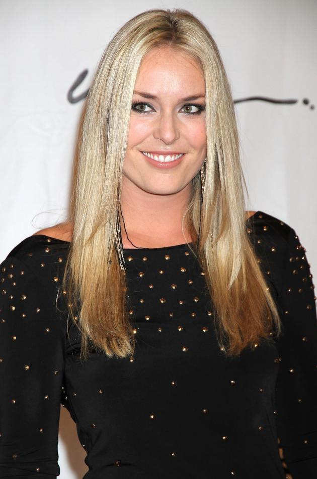 Lindsey Vonn Jokes About Tiger Woods Relationship The