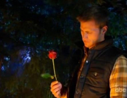 Jake Sets Rose on Fire