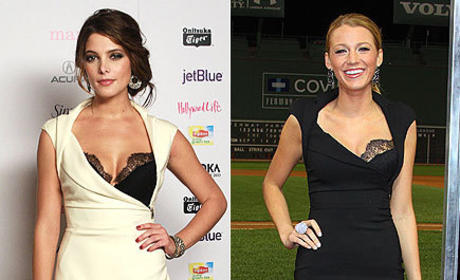Fashion Face-Off: Ashley Greene vs. Blake Lively