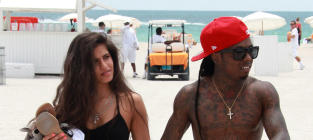 Lil Wayne and Dhea: Sort of Married!