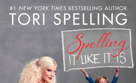 Tori Spelling: Sex Tape is Real, But Not For Sale!