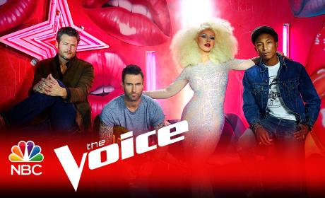 Voice Coaches: Season 10