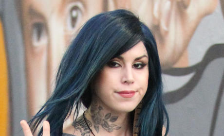 Kat Von D and Jesse James: Just Friends ... With Benefits?
