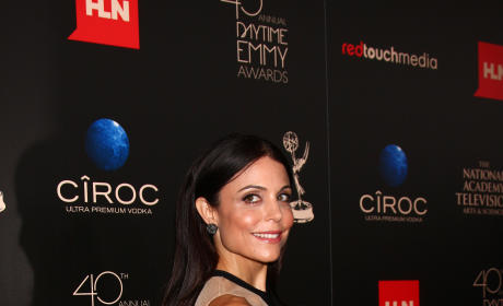"Bethenny Frankel Opens Up About ""Brutal"" Divorce"