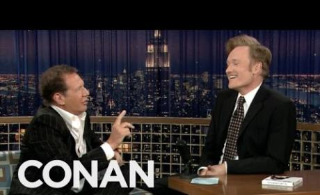 Conan Honors Garry Shandling