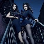 Kourtney and Kim Pic