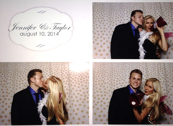 Heidi Montag, Spencer Pratt Photo Booth