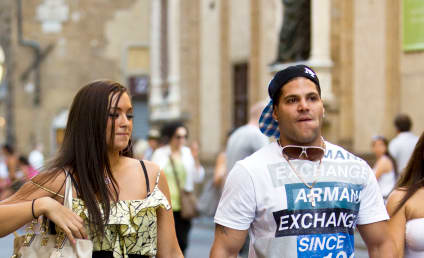 Sammi Giancola & Ronnie Magro Still Together Even After Live Jersey Shore Reunion Breakup