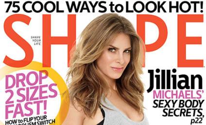 Jillian Michaels: Nude in Shape Magazine!