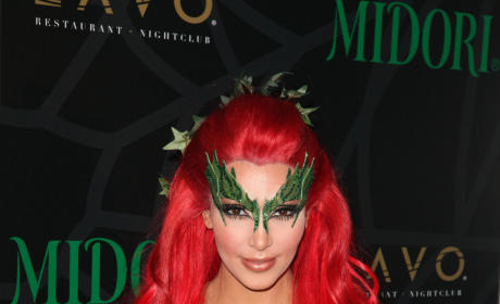 What do you think of Kim Kardashian's Halloween costume?