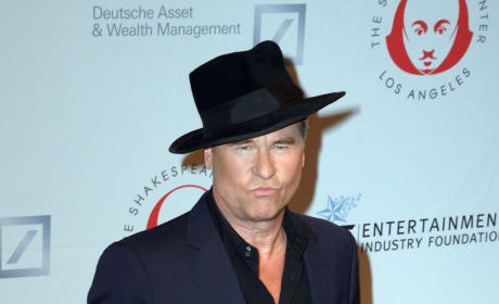 Val Kilmer Fitted With Tracheostomy Tube; Actor Reportedly Loses the Ability to Speak