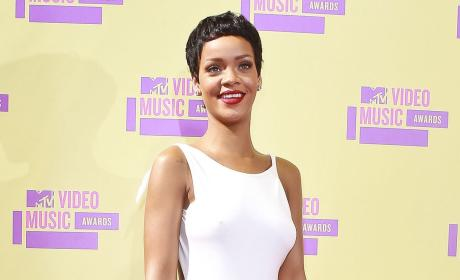 Rihanna, Short Hair