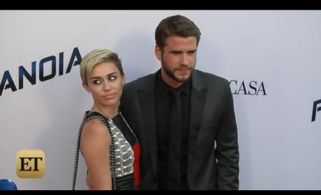 Liam Hemsworth on Wedding Rumors: Everybody's Happy!